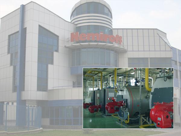 """Украинская водочная компания """"Nemiroff"""""""