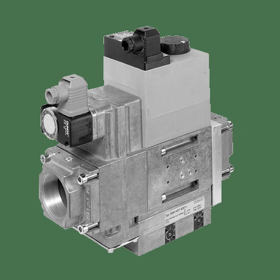 DMV-VEF 520: Подвійний електромагнітний клапан - Фото №1