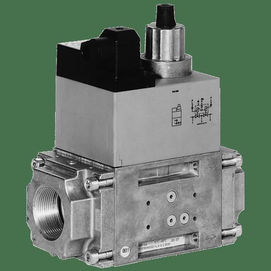DMV-D (LE) / 11 Rp 3/8 – Rp 2: Подвійний електромагнітний клапан - Фото №1