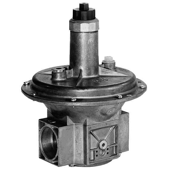 FRU: Регулятор давления газа. Байпасный регулятор - Фото №1