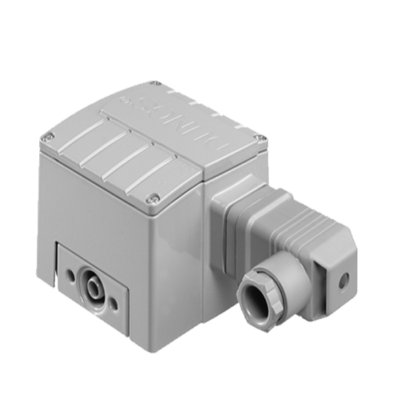 GW, A4, GW,  A4/2: Датчик-реле давления газа и воздуха