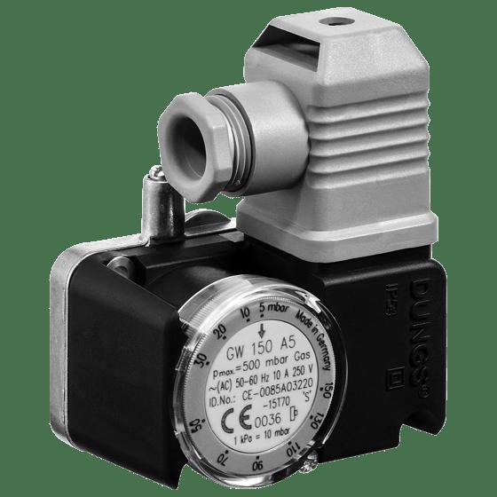 GW,  A5: Компактный датчик-реле давления комбинированных исполнительных приборов - Фото №1