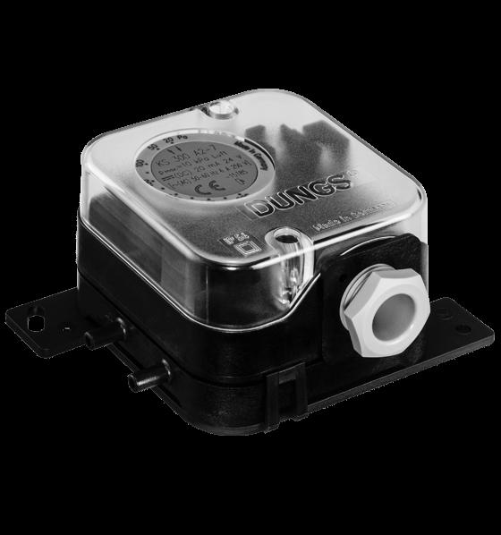 KS,  A2-7: Комплект системы кондиционирования, дифференциальный датчик-реле давления воздуха