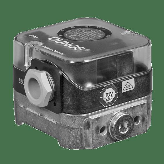 LGW A4 SGV: Версія для спеціального газу. Датчик-реле високого тиску газу і повітря - Фото №1