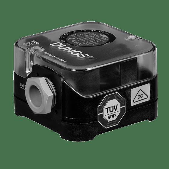 LGW, A2, SGN: Версія для спеціального газу. Датчик-реле високого тиску повітря - Фото №1