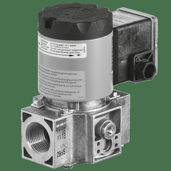LV-D 215/4: Електромагнітний клапан повітря, одноступінчатий - Фото №1