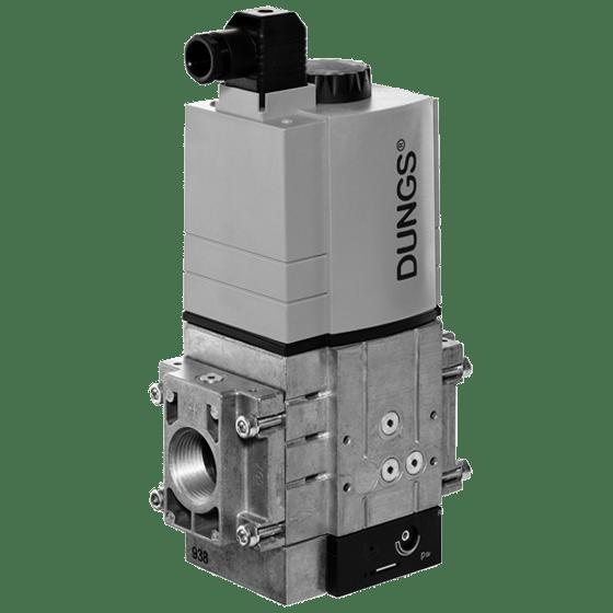 MBC-300/700/1200-SE / N: GasMultiBloc® (газовий мультиблок), модуль регулювання і безпеки, серворегулятор тиску