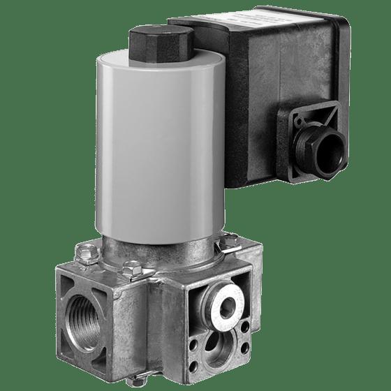 MV 10: Електромагнітний клапан безпеки, одноступінчатий - Фото №1
