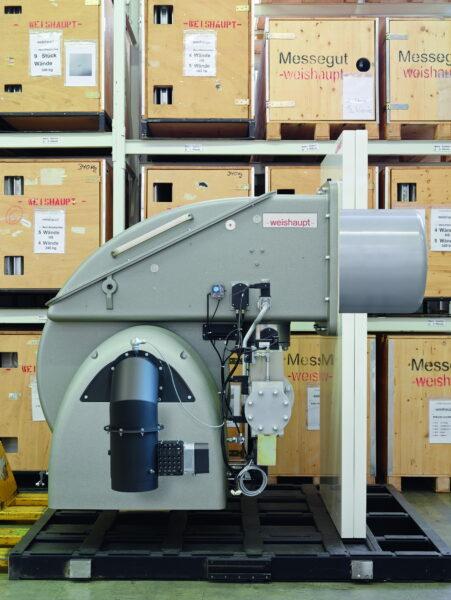 Газовий пальник WKmono-G80/1-A ZM-4LN