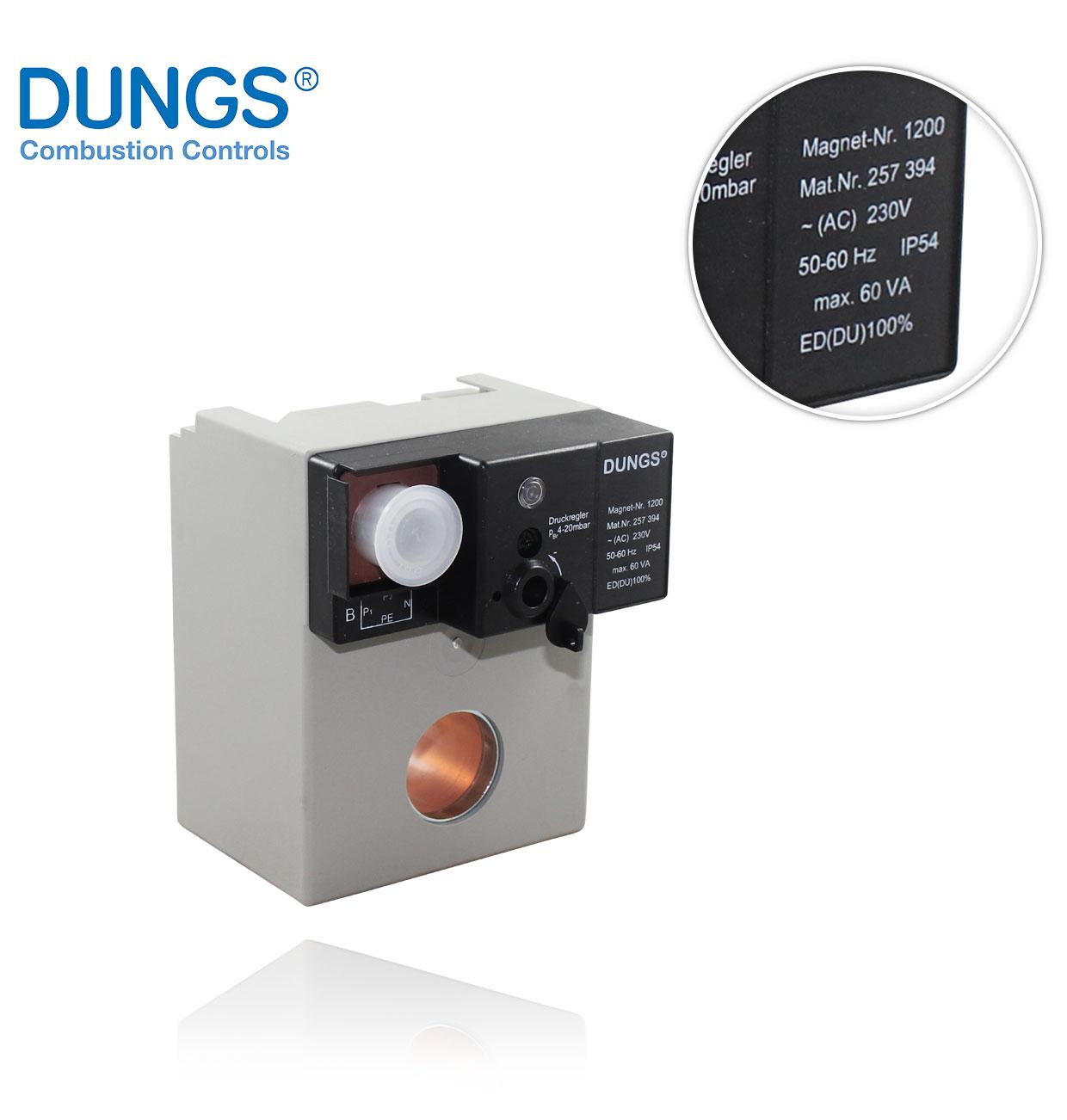 Електромагнітна котушка (Magnet Nr.) DUNGS для мультиблока №1200 - Фото №1