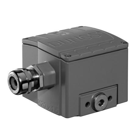 GW 500 A4/2 HP X: Датчик-реле високого тиску газу, повітря, димових і відпрацьованих газів ATEX - Фото №1