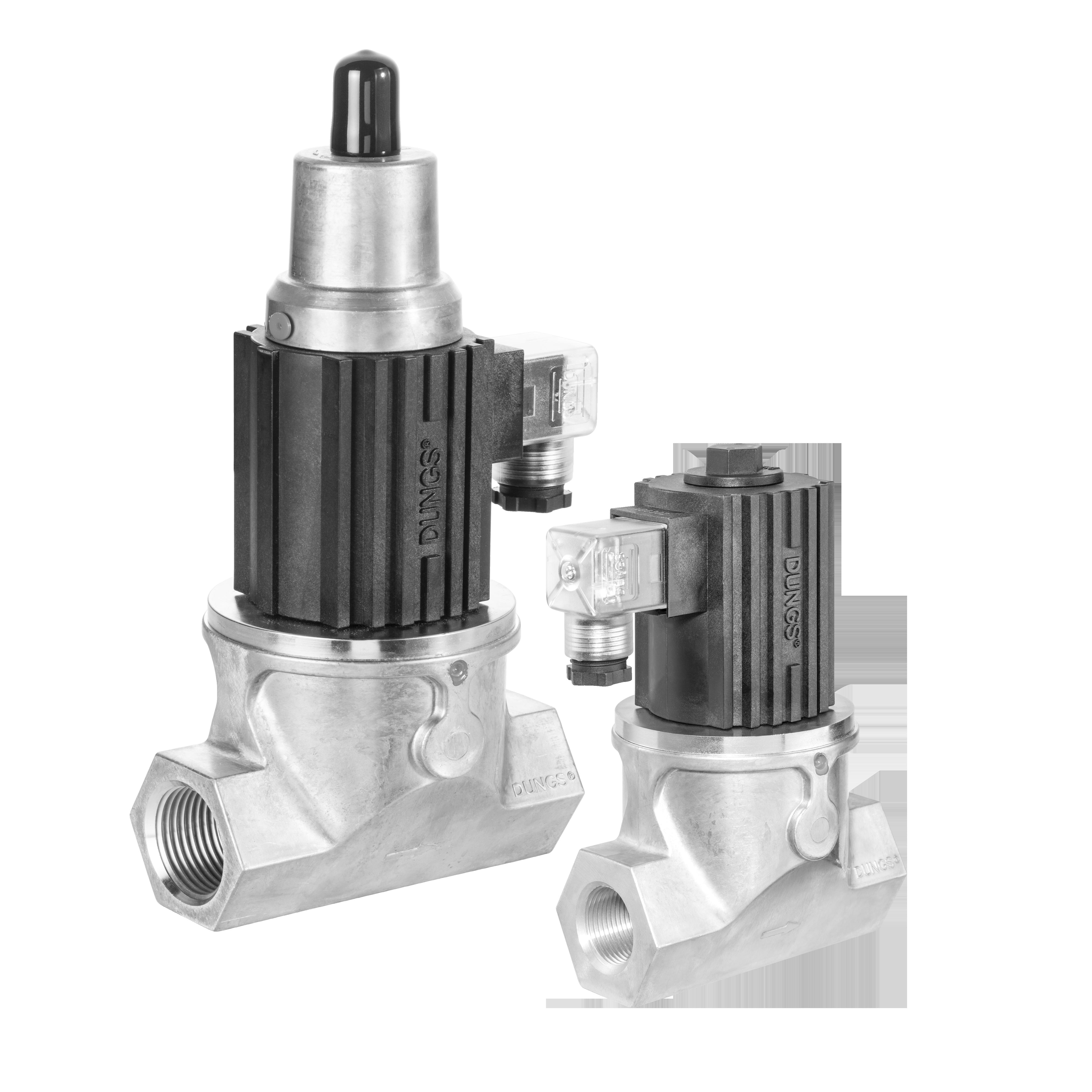 GSV 210: Електромагнітний газовий запобіжний клапан - Фото №1
