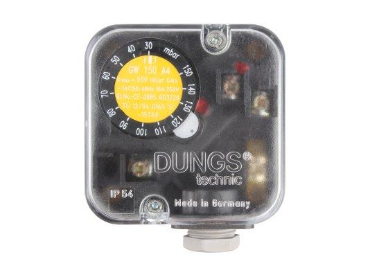 GW A4: Датчик-реле тиску газу і повітря