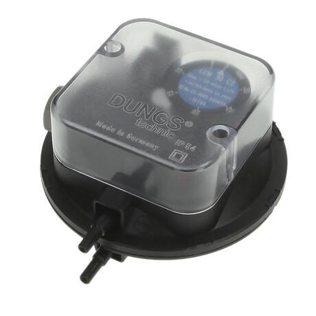 LGW C2: Диференціальний датчик-реле тиску повітря, димових і відпрацьованих газів