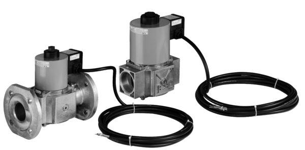 MVD 510 X: Электромагнитный одноступенчатый запорный клапан ATEX