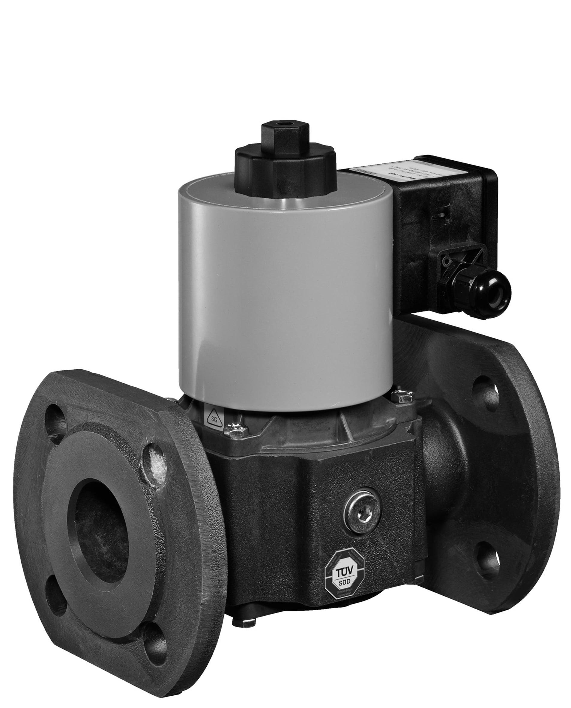 MVD 2065/5 S02 SGN: Електромагнітний клапан безпеки, одноступінчатий - Фото №1