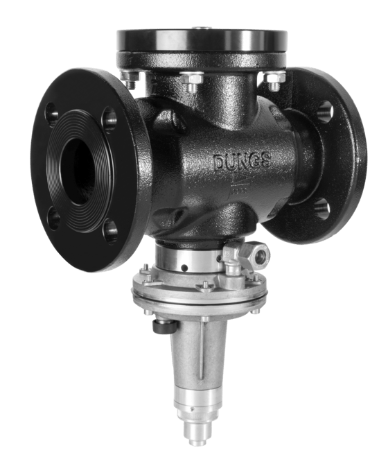 Запобіжно запірний клапан (ЗЗК) SAV 10020 - Фото №1
