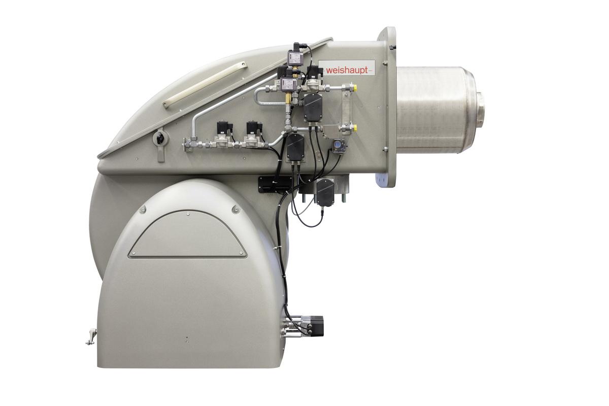 Рідкопаливний пальник WKmono-L80/2-A R - Фото №1